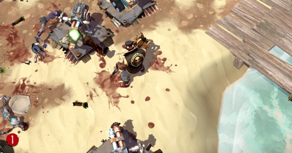 Dead Island is back as a tower defense game for your phone