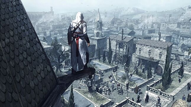 Mixed reviews for the original Assassin's Creed had Ubisoft re-thinking lengthy pre-release hype campaigns