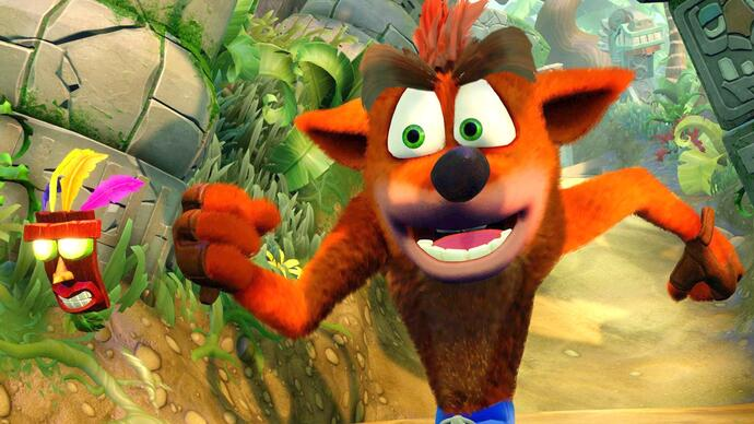Crash Bandicoot's Xbox, PC and Switch portstested