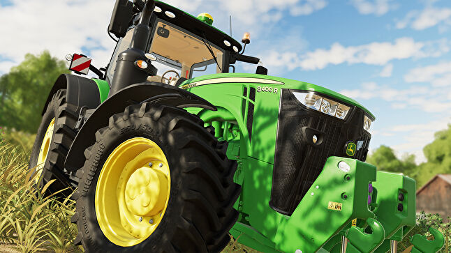 John Deere is one of the biggest farming brands not to appear in Farming Simulator... until now