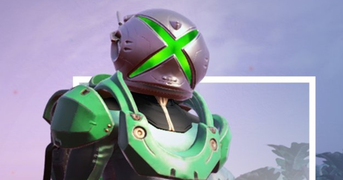 GAME's No Man's Sky pre-order bonus lets you wear Xbox One logo on your head
