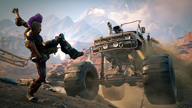 Rage 2 has plenty of competition in the post-apocalypse