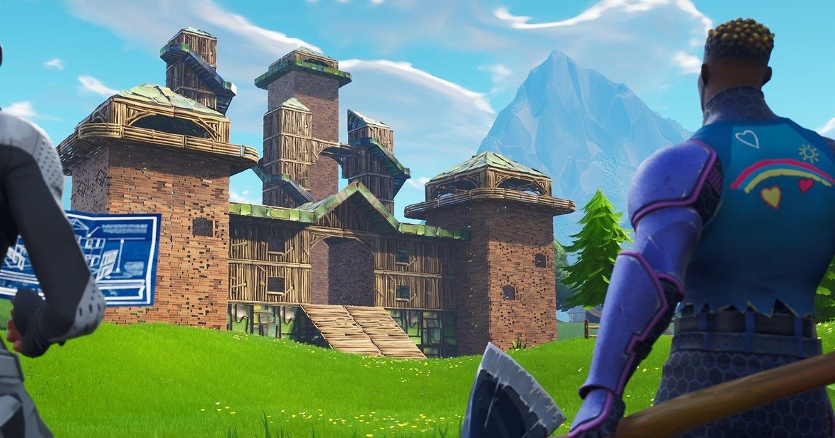 Fortnite's fledgling Playground mode will disappear next week