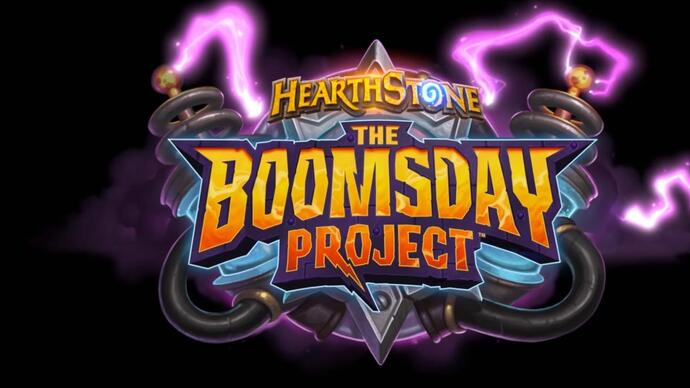 Hearthstone mechs, scientists star in The Boomsday Projectexpansion