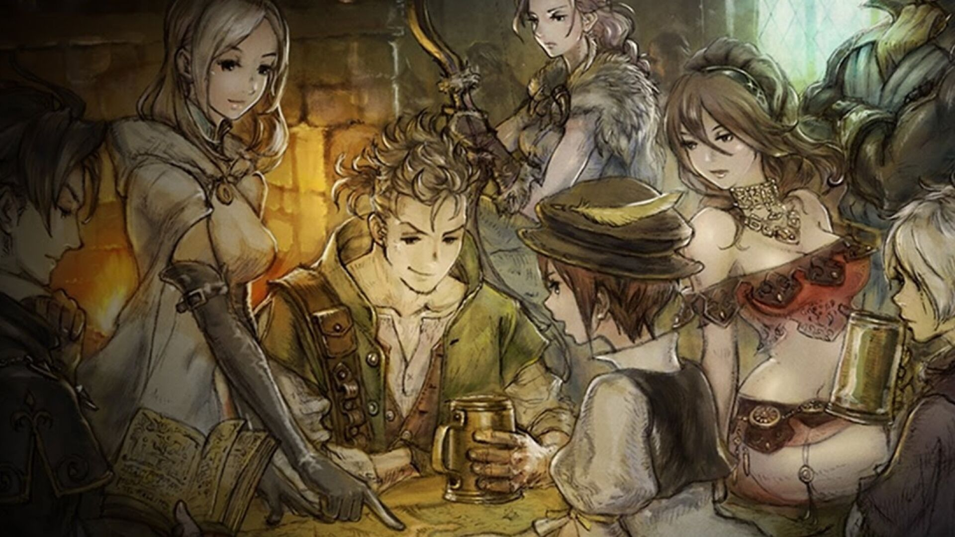 Octopath Traveler Review A Slow But Stately And Compelling Jrpg