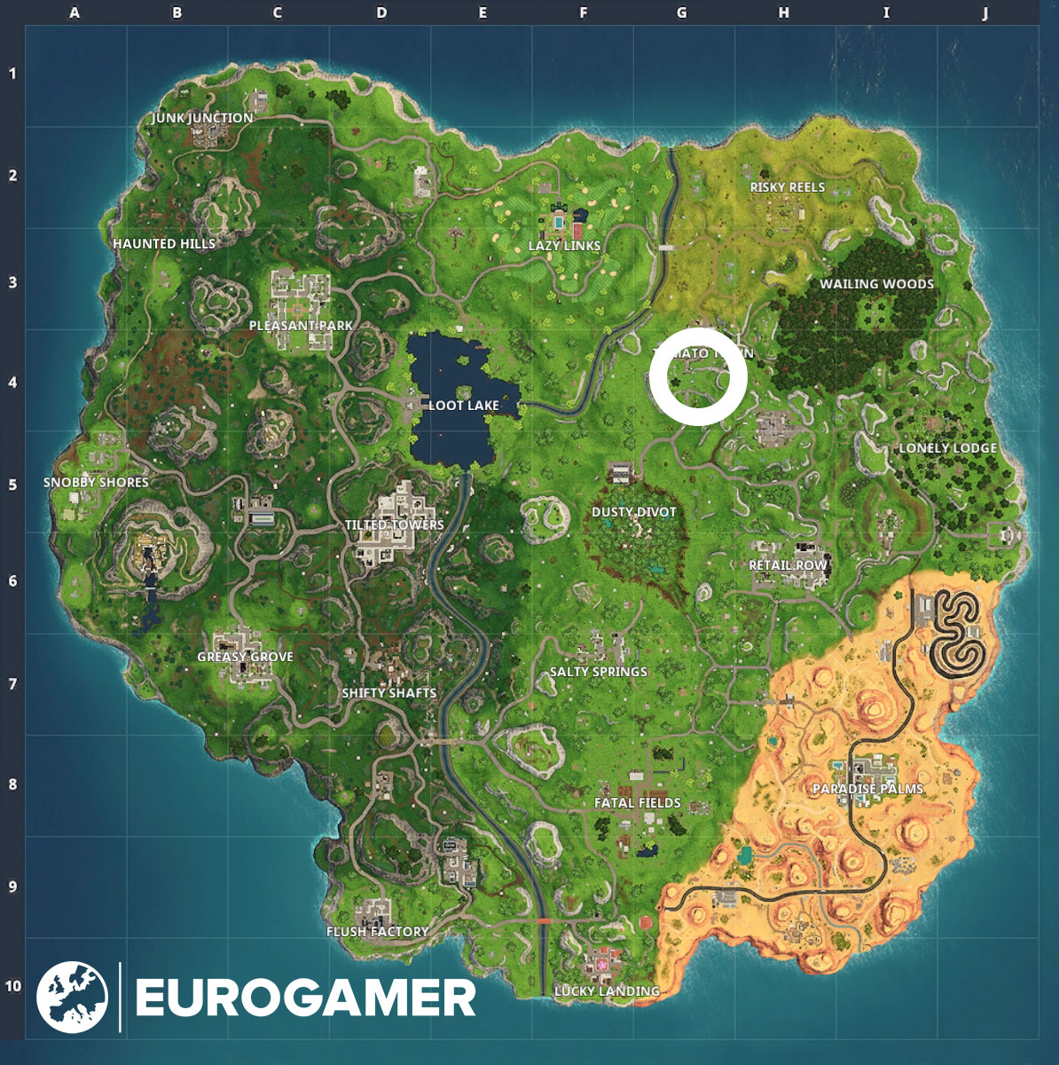 fortnite_risky_reels_treasure_map