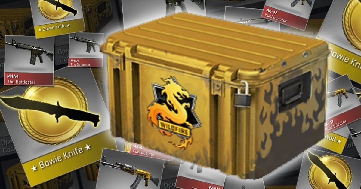 CS:GO update blocks players in Netherlands and Belgium from opening loot boxes