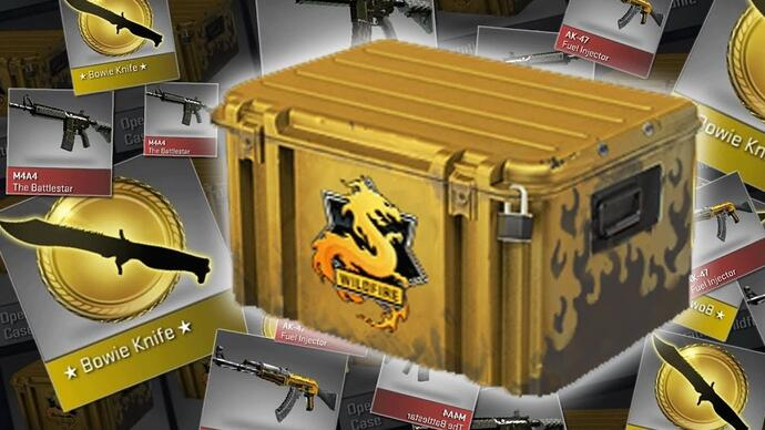 CS:GO update blocks players in Netherlands and Belgium from opening lootboxes