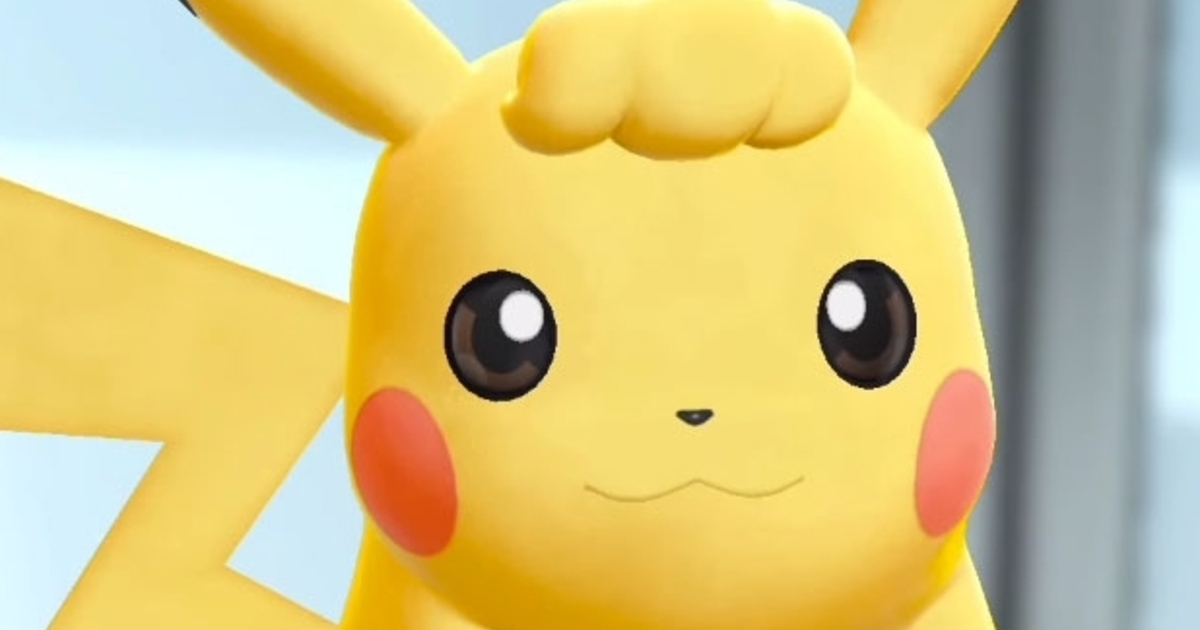 Hair Style Eevee: In Pokémon Let's Go, You Can Change Your Pikachu Or Eevee