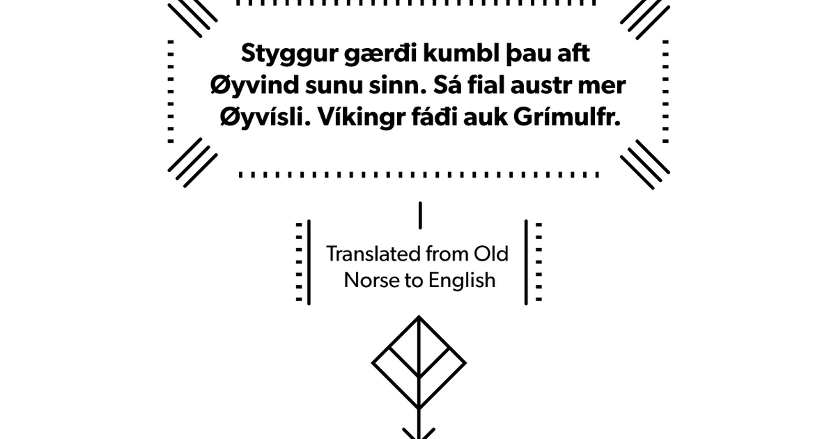 Cracking The Norse Code How Fans Are Deciphering God Of Wars