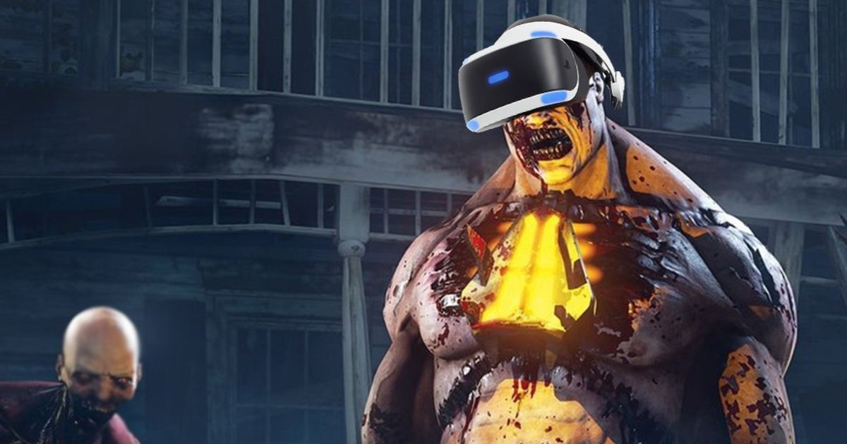 Image result for Fear and frustration rule the day in Killing Floor: Incursion for Playstation VR
