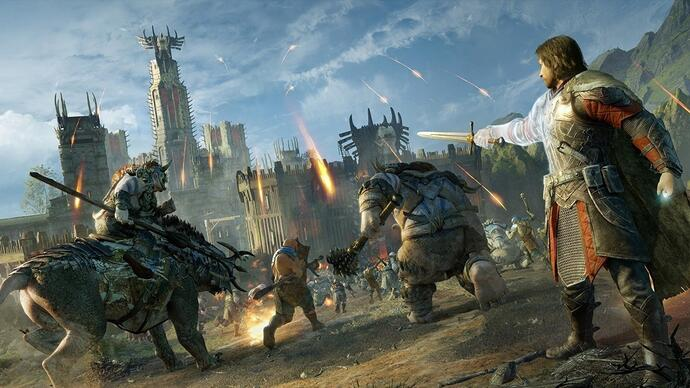 Middle Earth: Shadow of War update verwijdert microtransacties