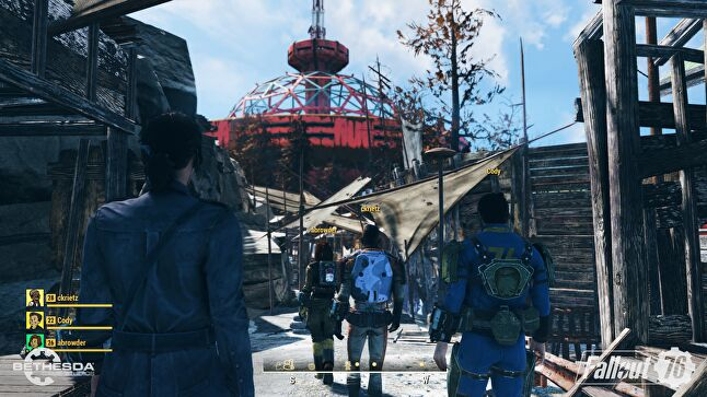 The game is built around interacting with other people, but Bethesda assures there will plenty for lone players to enjoy
