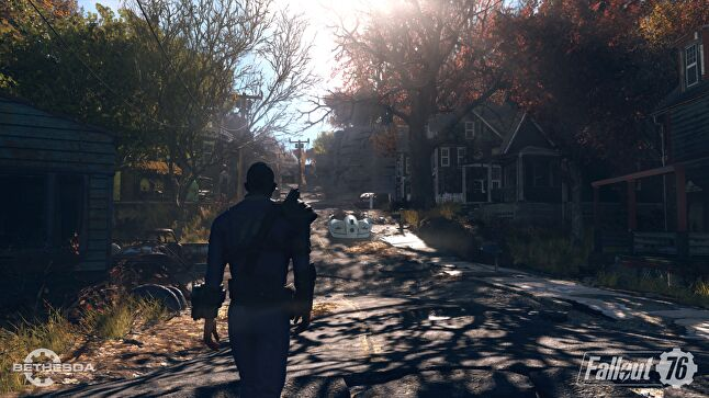 There's no telling who players will encounter in Fallout 76, or what their intentions will be, which is crucial to the game's tension and atmosphere