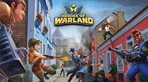 Ecco Heroes of Warland, un interessante hero shooter per dis