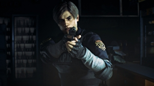 Monster Hunter World e il remake di Resident Evil 2 utilizze