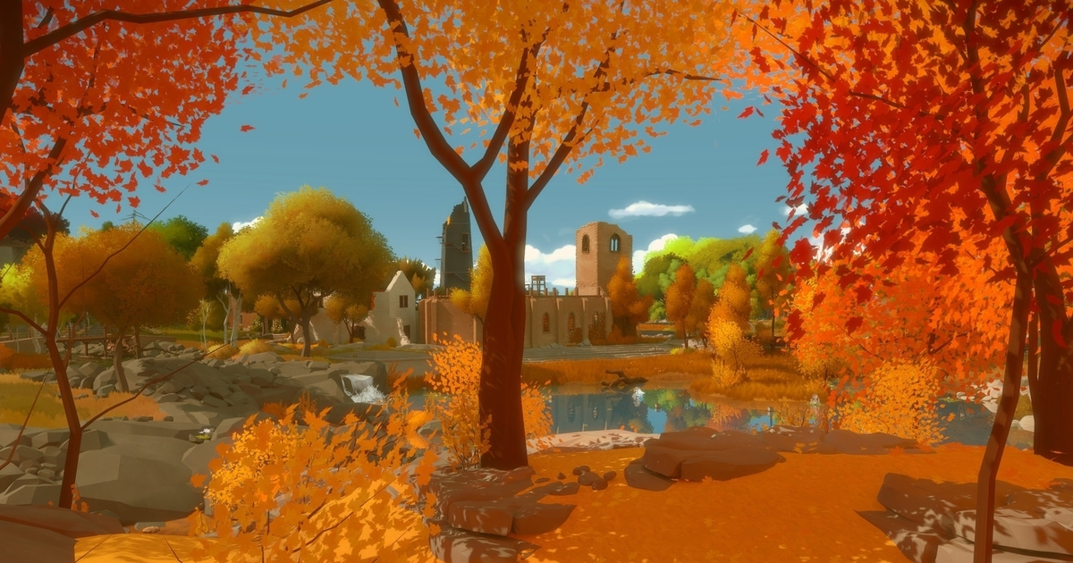 Il creatore di braid e the witness ci mostra il suo gioco for Creatore di piano