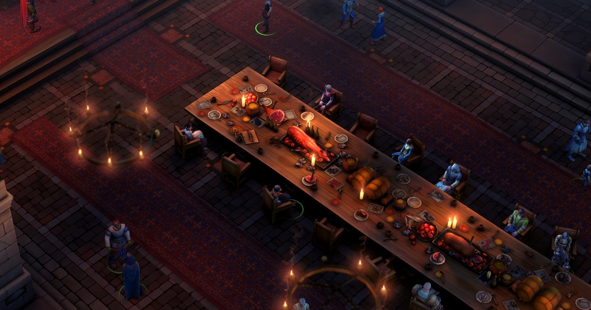 cRPG Pathfinder: Kingmaker comes out in September