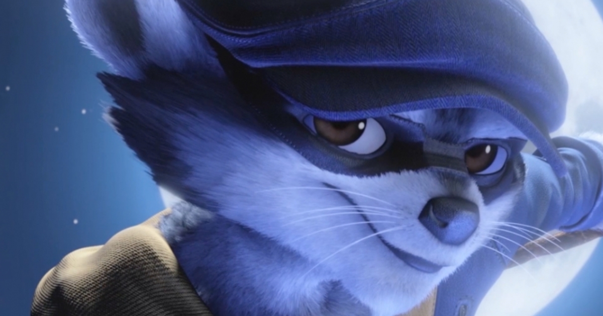 Here's our first look at the new Sly Cooper TV series