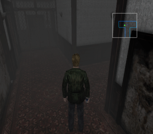 Silent Hill  The Room Ps