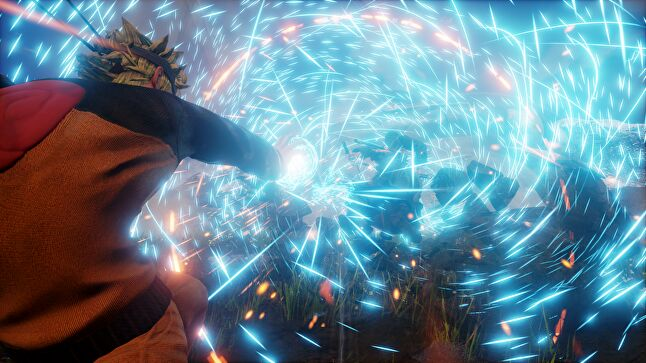 Jump Force is a sign that Bandai Namco is in no way shying away from licensed properties, but it hopes to balance this with new IP
