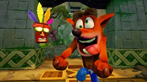 Crash Bandicoot N. Sane Trilogy in testa nella classifica UK