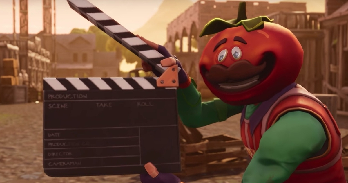 Fortnite Season 6 Pumpkin Head