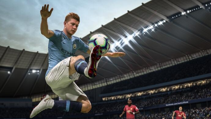FIFA 19 gameplay is all about theanimations
