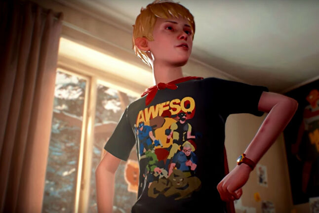 The Awesome Adventures of Captain Spirit serves as a prequel to Life Is Strange 2 - and an introduction to Dontnod's style of storytelling