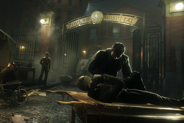 Vampyr may seem like a supernatural action game, but it is still the type of narrative-driven experience Dontnod has come to be known for