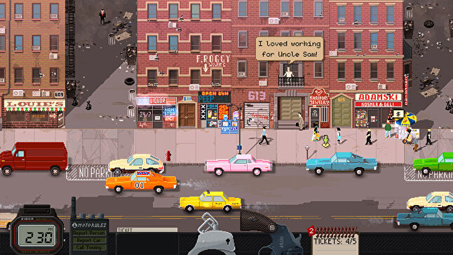 Cassandra Khaw, Eurogamer: 'Like Police Quest meets Papers, Please on a grim day'