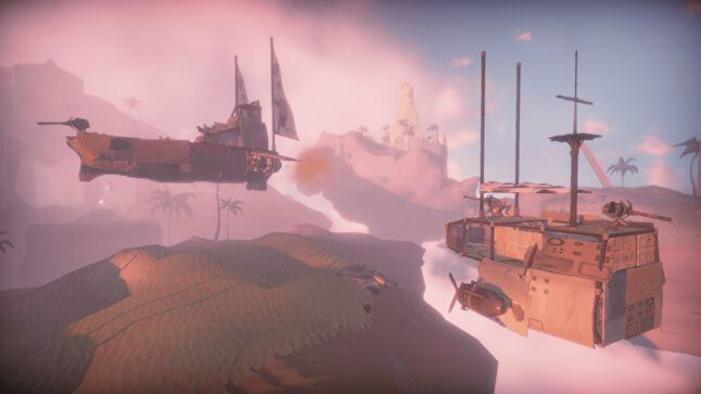 Bossa's ambitious MMO Worlds Adrift is the only SpatialOS game to reach consumers so far, but Narula expects an 'explosion' of new games in a few years