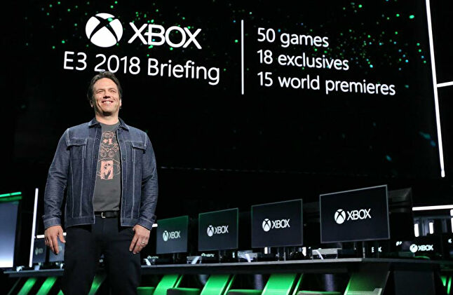 Microsoft briefly discussed a planned streaming service at E3 2018