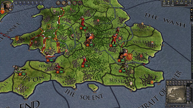 Crusader Kings 2 remains popular even six years after launch, but is it time for a refresh?