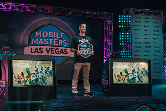 Jeremmy Schillaci, aka DunkSB412, was surprised just to qualify for Mobile Masters 2017...and then he won