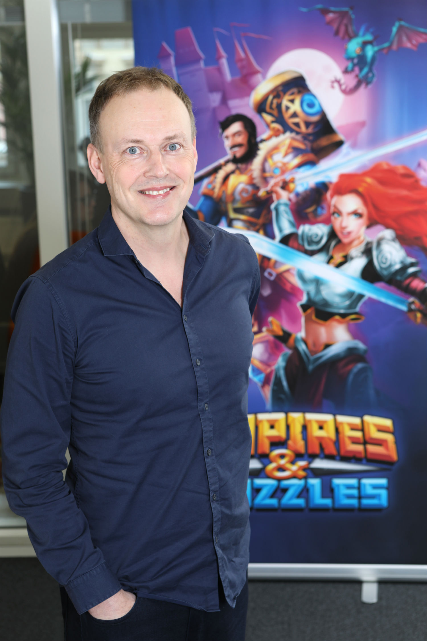 Empires & Puzzles: Disrupting the biggest market with the smallest