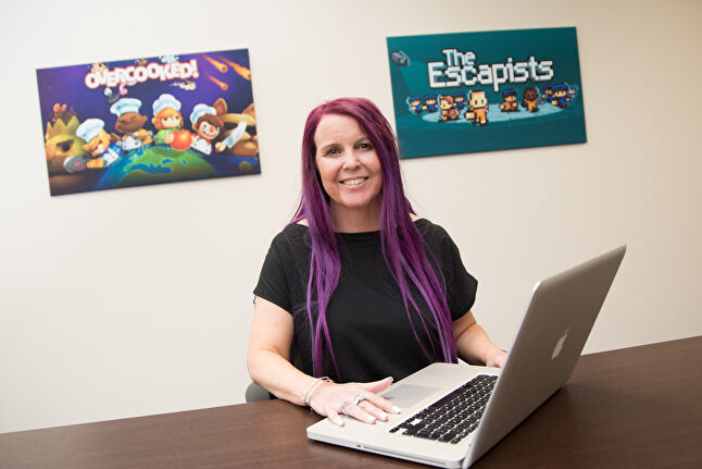 Team17 boss Debbie Bestwick is interested in buying IP, but it's not the focus
