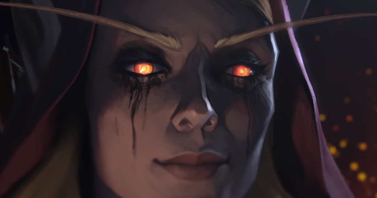 Sylvanas just murdered loads of innocent Night Elves and now World of Warcraft fans are in crisis