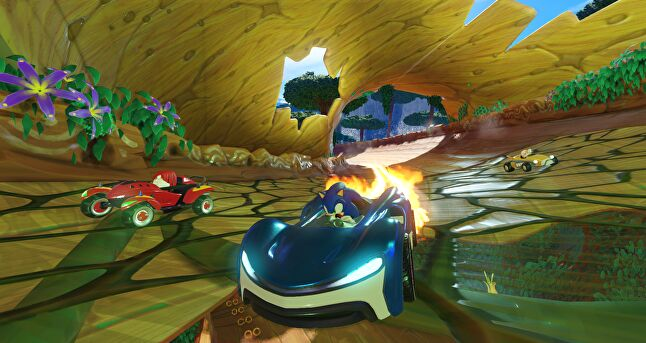 Sonic The Hedgehog is just one of the major IP Sumo has repeatedly been entrusted with, and the studio has an avid fanbase after the previous two racing games