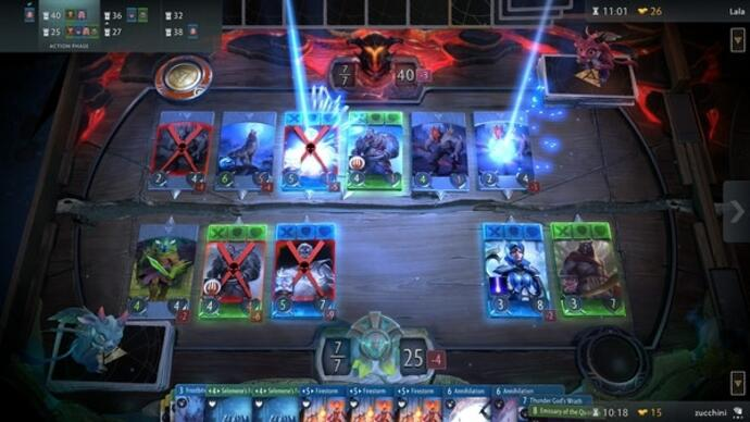 Valve's new game Artifact now has a releasedate