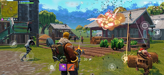 Fortnite on Android will be the exact same experience as iOS - or any other platform - but players will need to download directly from Epic Games
