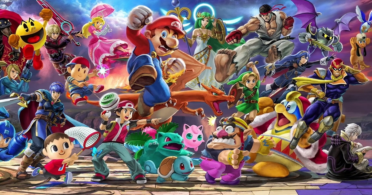 There's a Smash-based Nintendo Direct coming this week