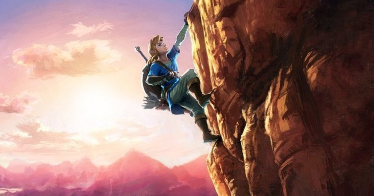 Breath of the Wild has finally been given a spot in the official Zelda timeline