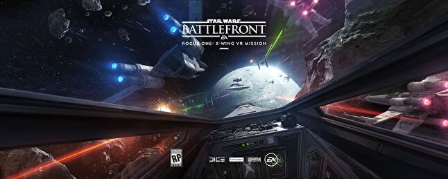 Outside of the Star Wars: Battlefront VR experience, EA's support of VR has been very limited