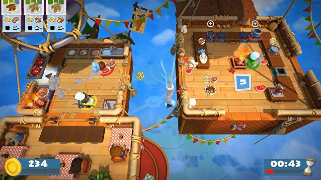 Team17 is co-developer on Overcooked 2, which launches today (August 7th)