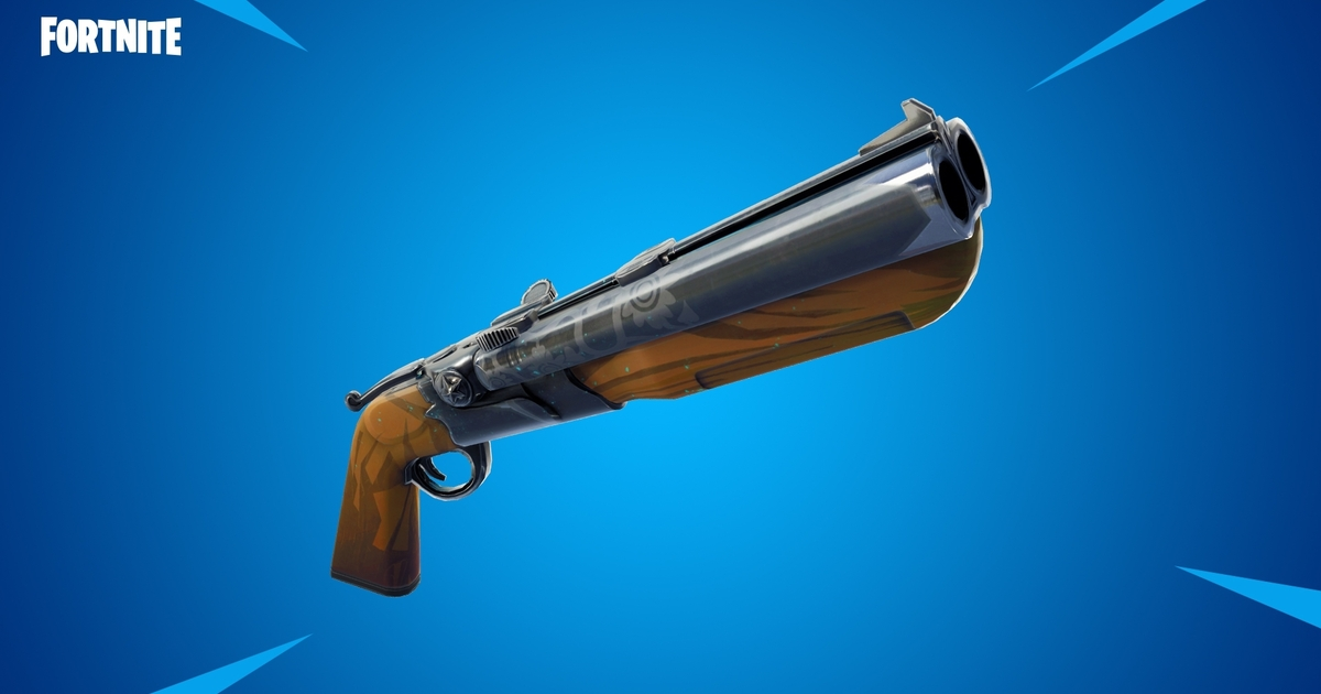 Fortnite update adds new shotgun and Steady Storm LTM