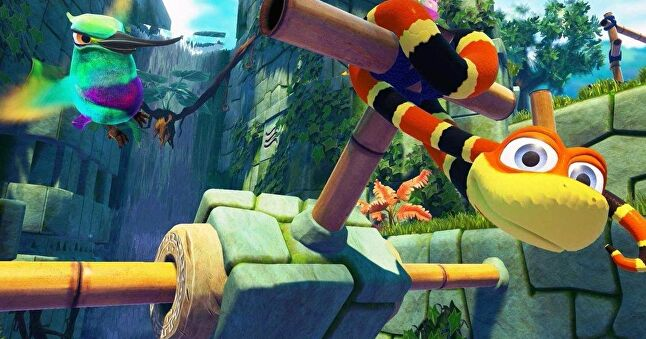 Snake Pass opened up the possibility for more indie-style games from Sumo, but the studio wants to be sure it picks the best ideas