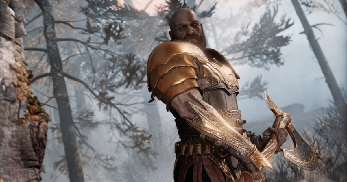 God of War's New Game+ mode arrives later this month