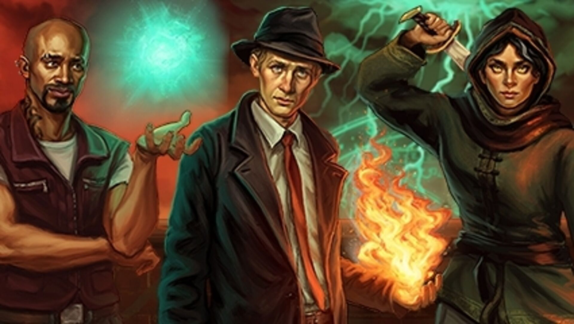 Ambitious, BioWare-inspired demonic point-and-click adventure