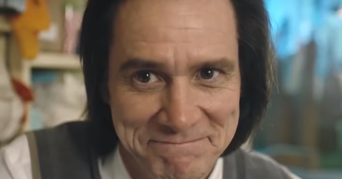 Jim Carrey is Dr Robotnik in the Sonic movie